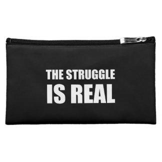 The Struggle Is Real Makeup Bag