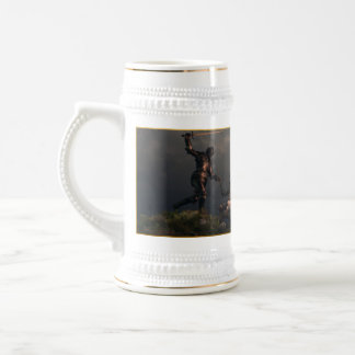 The Struggle of the Knight Templar Coffee Mug