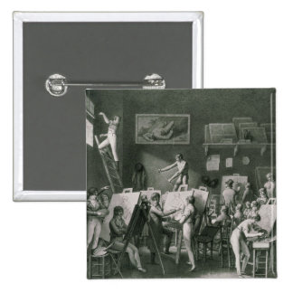 The Studio of Jacques Louis David Pins