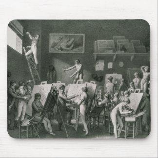 The Studio of Jacques Louis David Mousepad