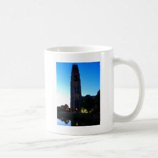 The Stump at Twilight Coffee Mug