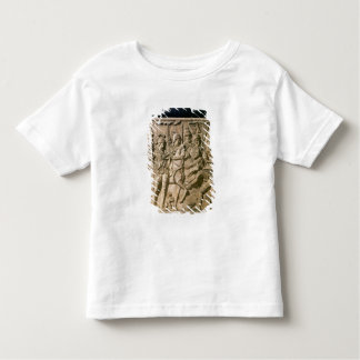 The submission of a barbarian to a Roman troop Toddler T-Shirt