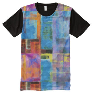 The Suburban Dream All-Over Print T-Shirt