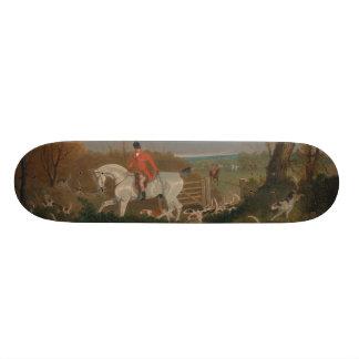 The Suffolk Hunt - John Frederick Skate Board