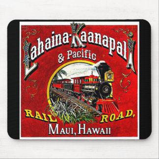 The Sugar Cane Train with Baldwin Locomotives Mouse Pad