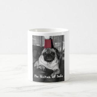 The Sultan of Sofa Coffee Mug