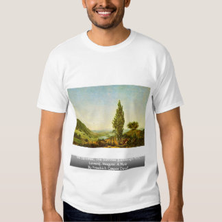 The Summer, The Summer  (Landscape With Lovers) T-shirt