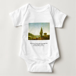 The Summer, The Summer  (Landscape With Lovers) Tee Shirts
