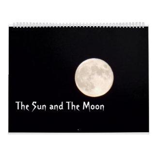 The Sun and The Moon Calendar 1