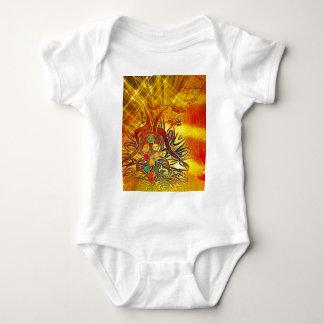 The Sun Baby Bodysuit