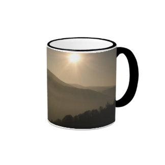 The sun is shining coffee mug