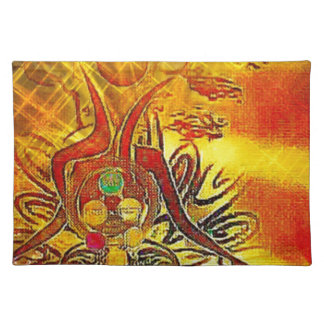 The Sun Placemat