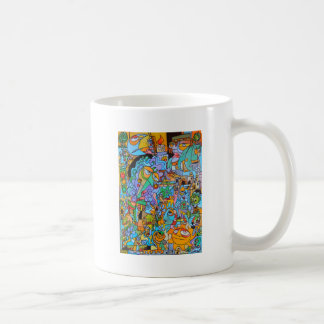 The Sun Ride by Lorenzo Traverso Coffee Mug