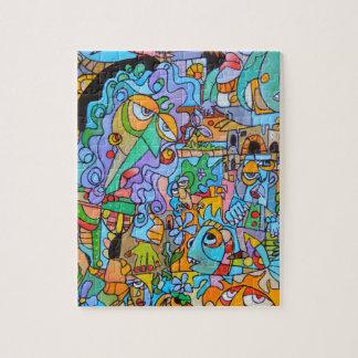The Sun Ride by Lorenzo Traverso Jigsaw Puzzle