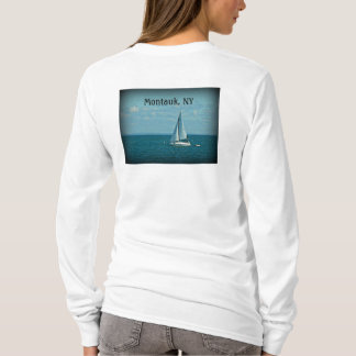 The Sun, Sand & Sound in Montauk T-Shirt