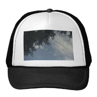 The Sun Shines Through Mesh Hat