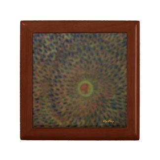 The Sun Small Square Gift Box