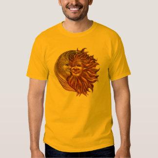 The Sun, The Moon, The Kiss Tshirts