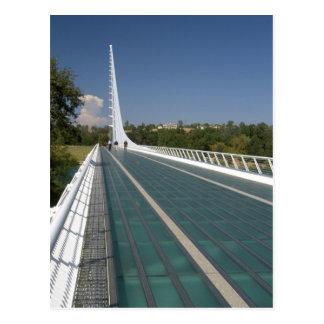 The Sundial Bridge at Turtle Bay Postcard