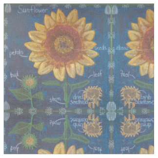 The Sunflower Fabric