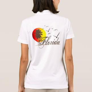 The Sunny State of Florida Polo Shirt