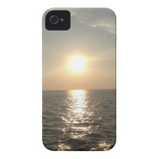 The Sunset at Bantayan Island in the Philippines Case-Mate iPhone 4 Cases
