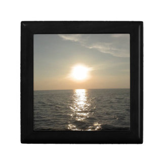 The Sunset at Bantayan Island in the Philippines Gift Box