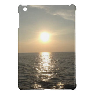 The Sunset at Bantayan Island in the Philippines iPad Mini Cover