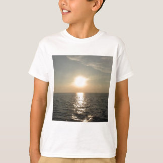 The Sunset at Bantayan Island in the Philippines T-Shirt
