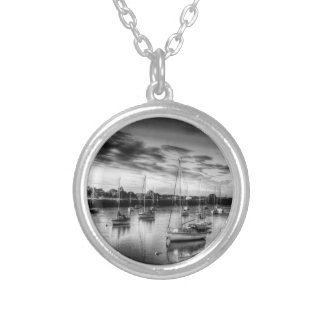 The Sunset River Pendants