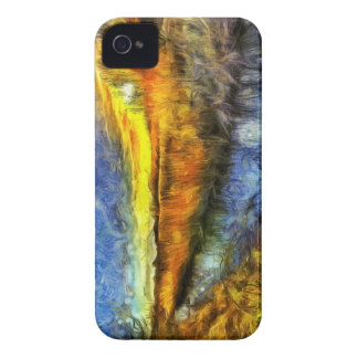 The Sunset River Van Gogh iPhone 4 Cover