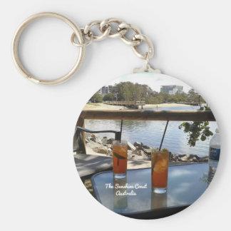 The Sunshine Coast Australia photo Key Ring