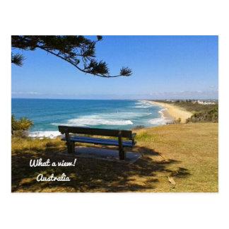 The Sunshine Coast Australia What a view Postcard