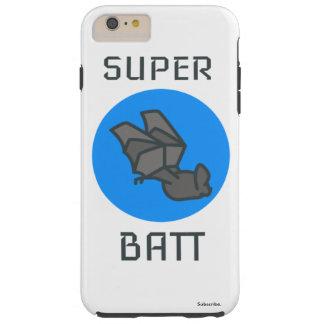 The Super Batt Case, 6/6s Plus, Tough Case