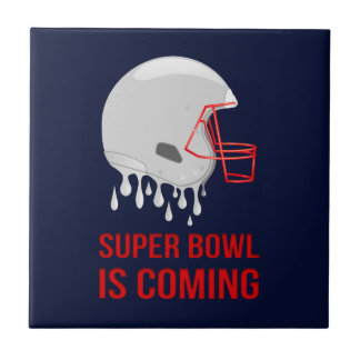 The Super Bowl Countdown Tile