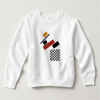 The Super Checker, After Malevich Sweatshirt