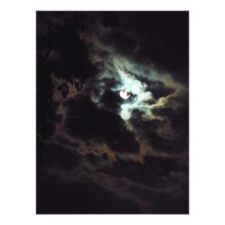 the super moon photo print