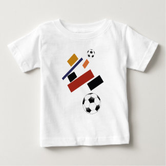 The Super Soccer Ball, After Malevich Baby T-Shirt