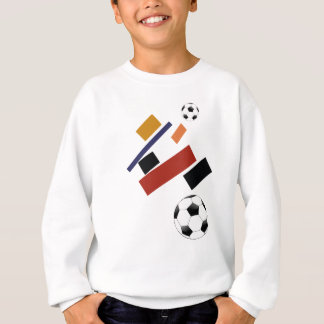 The Super Soccer Ball, After Malevich Sweatshirt