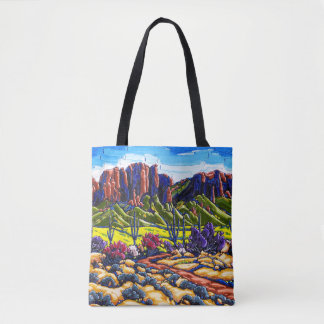 The Superstition Majesty Tote Bag