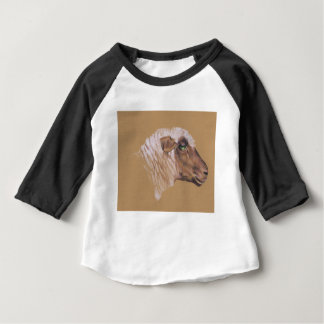The Surly Sheep Baby T-Shirt
