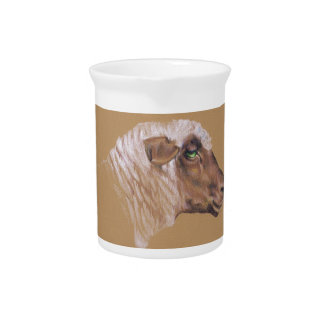 The Surly Sheep Pitcher