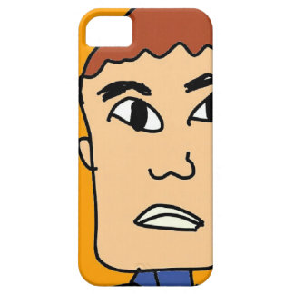 the surprise men iPhone 5 cover