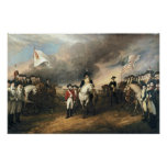 The Surrender of Lord Cornwallis Posters
