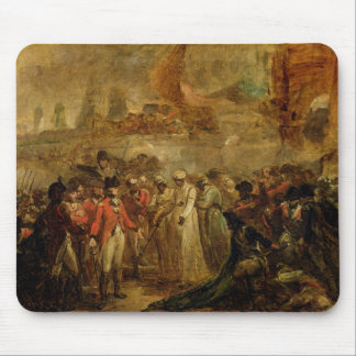 The Surrender of the Two Sons of Tipu Sahib (1749- Mouse Pad