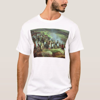 The Surrender of Ulm,  detail of Napoleon, 1815 T-Shirt