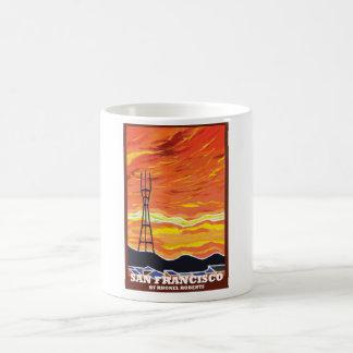 The Sutro Tower on Twin Peaks Mug