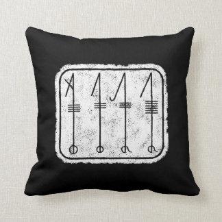 THE SVEFNTHORN Viking design Cushion