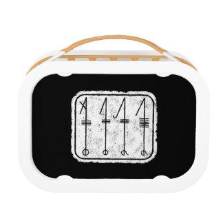 THE SVEFNTHORN Viking design Lunch Box
