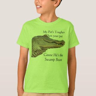 The Swamp Beasty kids shirt